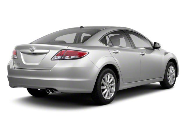 2010 Mazda Mazda6 Prices and Values Sedan 4D i SV side rear view