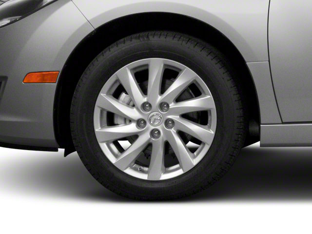 2010 Mazda Mazda6 Prices and Values Sedan 4D i SV wheel