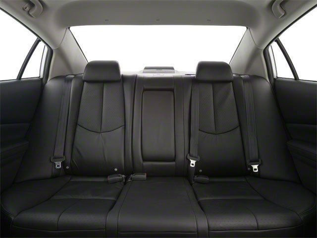 2010 Mazda Mazda6 Prices and Values Sedan 4D i SV backseat interior