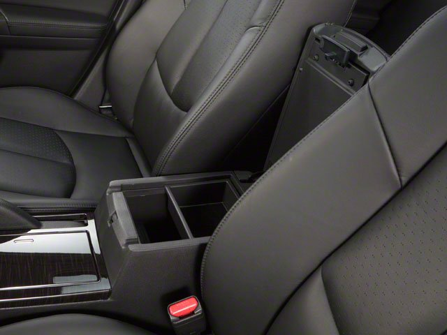 2010 Mazda Mazda6 Prices and Values Sedan 4D i SV center storage console