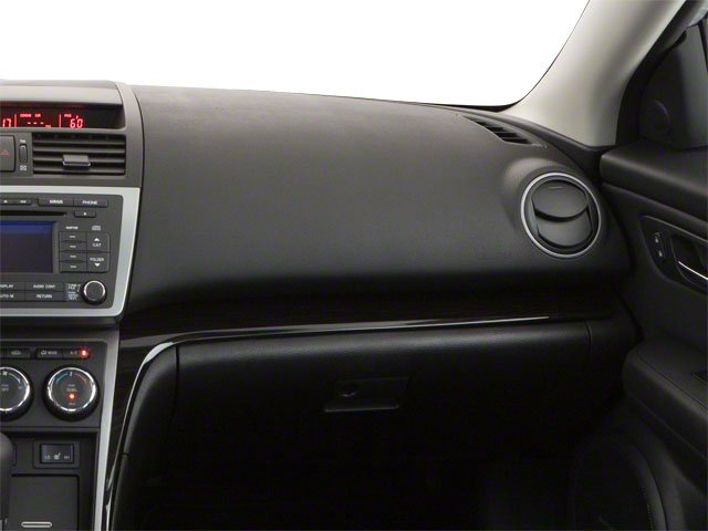 2010 Mazda Mazda6 Prices and Values Sedan 4D i SV passenger's dashboard