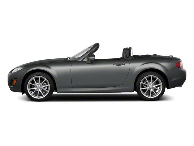 2010 Mazda MX-5 Miata Prices and Values Convertible 2D Touring side view