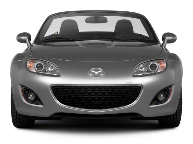 2010 Mazda MX-5 Miata Pictures MX-5 Miata Convertible 2D Sport photos front view