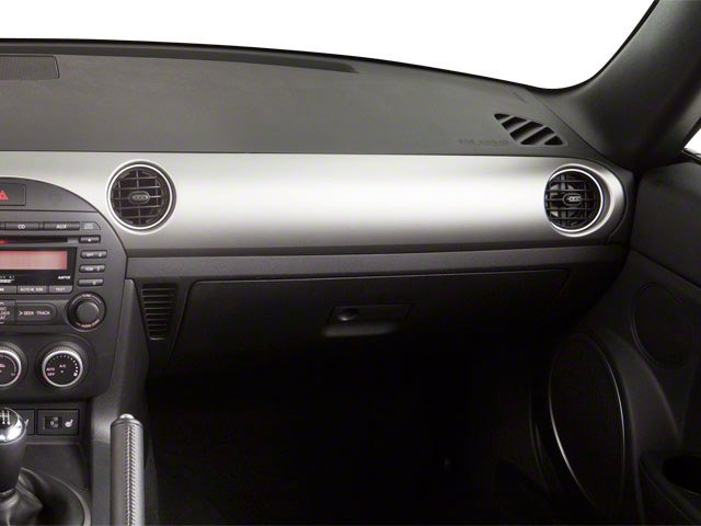 2010 Mazda MX-5 Miata Prices and Values Convertible 2D Touring passenger's dashboard