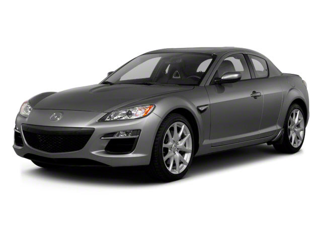 2010 Mazda RX-8 Prices and Values Coupe 2D GT (6 Spd) side front view