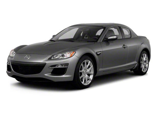 2010 Mazda RX-8 Pictures RX-8 Coupe 2D R3 (6 Spd) photos side front view