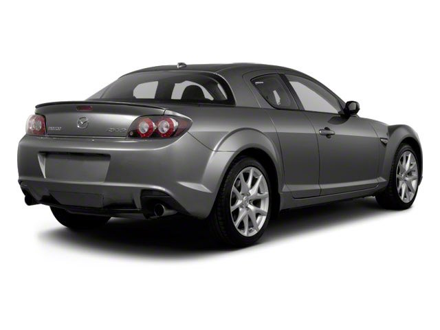 2010 Mazda RX-8 Prices and Values Coupe 2D GT (6 Spd) side rear view