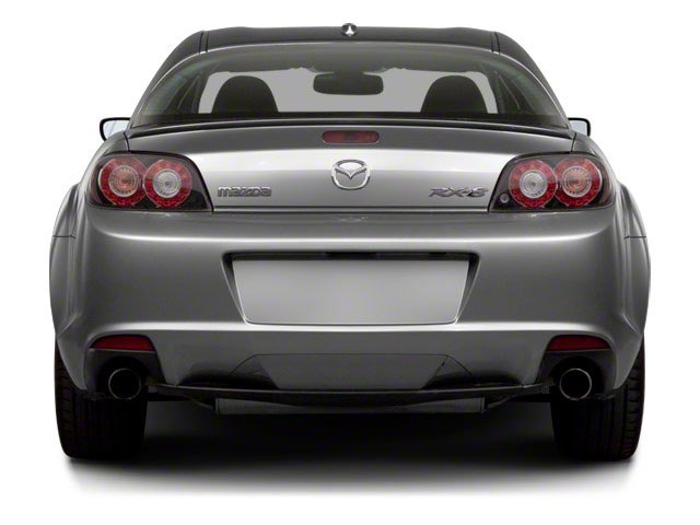 2010 Mazda RX-8 Pictures RX-8 Coupe 2D R3 (6 Spd) photos rear view