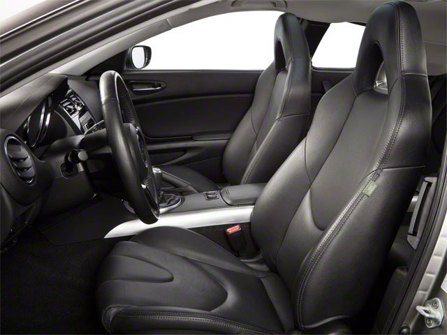 2010 Mazda RX-8 Pictures RX-8 Coupe 2D R3 (6 Spd) photos front seat interior
