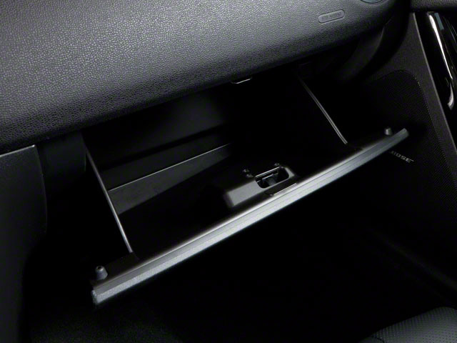 2010 Mazda RX-8 Prices and Values Coupe 2D GT (6 Spd) glove box