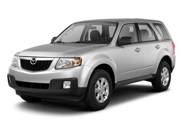 2010 Mazda Tribute Pictures Tribute Utility 4D s 4WD photos side front view