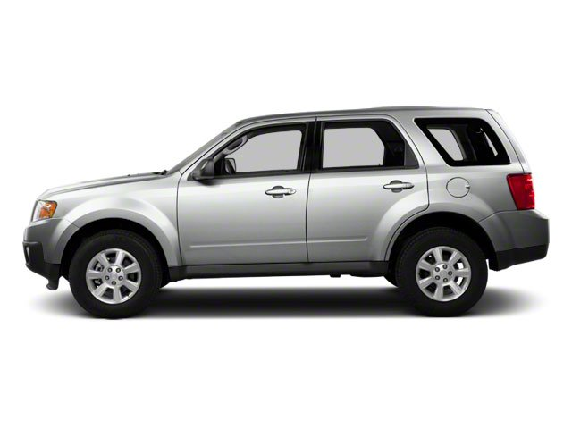 2010 Mazda Tribute Pictures Tribute Utility 4D s 4WD photos side view