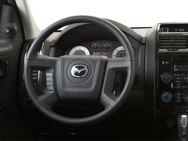 2010 Mazda Tribute Pictures Tribute Utility 4D s 4WD photos driver's dashboard