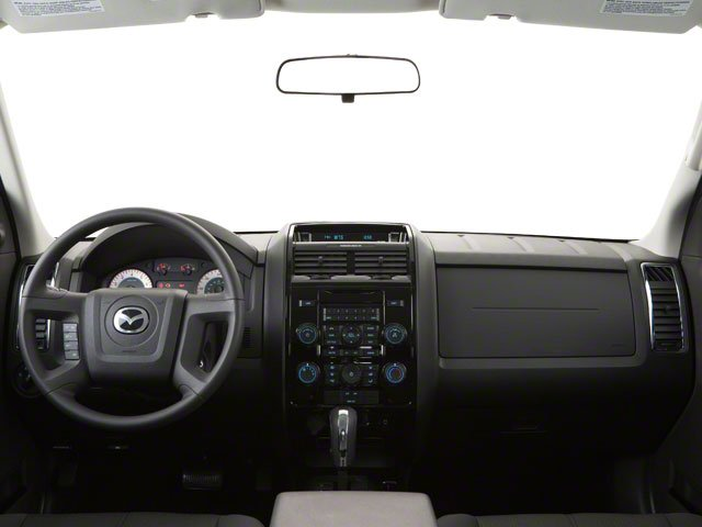 2010 Mazda Tribute Pictures Tribute Utility 4D s 4WD photos full dashboard