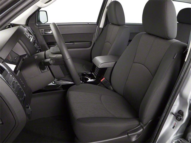 2010 Mazda Tribute Pictures Tribute Utility 4D s 4WD photos front seat interior