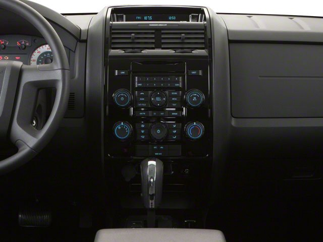 2010 Mazda Tribute Pictures Tribute Utility 4D s 4WD photos center console