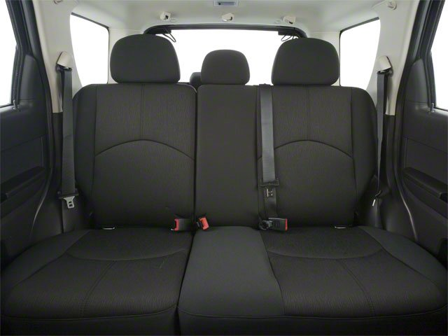 2010 Mazda Tribute Pictures Tribute Utility 4D s 4WD photos backseat interior