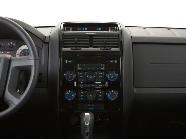 2010 Mazda Tribute Pictures Tribute Utility 4D s 4WD photos center dashboard