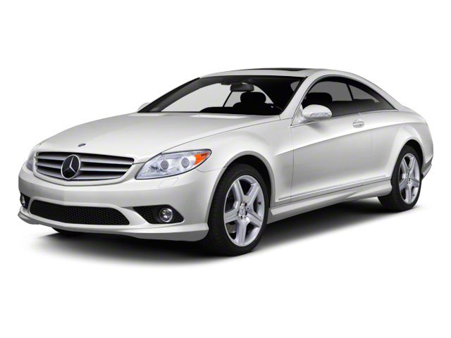 2010 Mercedes-Benz CL-Class Prices and Values Coupe 2D CL600