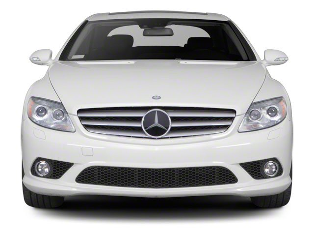 2010 Mercedes-Benz CL-Class Prices and Values Coupe 2D CL600 front view