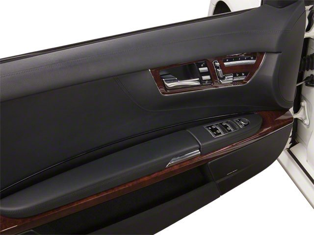2010 Mercedes-Benz CL-Class Prices and Values Coupe 2D CL600 driver's door