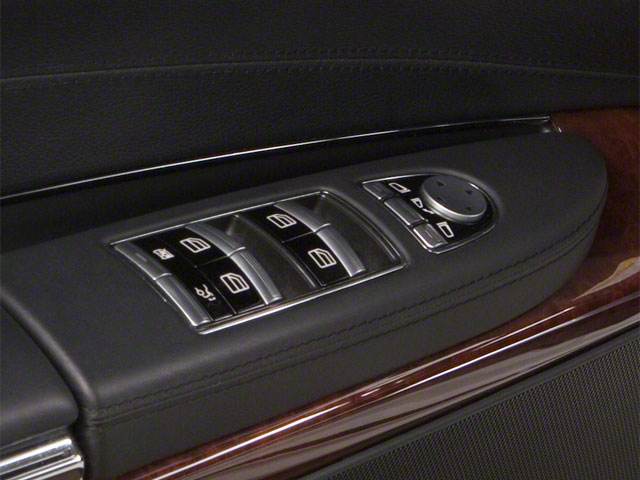 2010 Mercedes-Benz CL-Class Prices and Values Coupe 2D CL600 driver's side interior controls