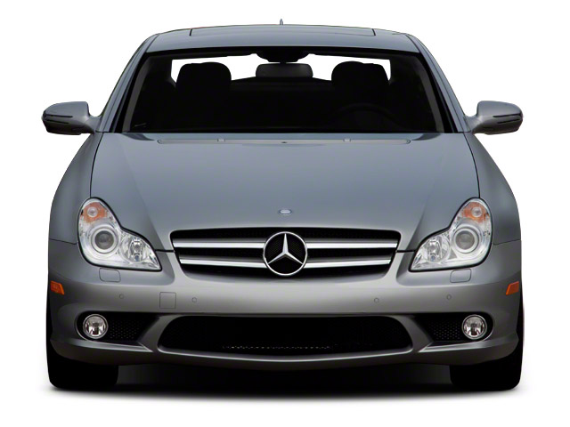 2010 Mercedes-Benz CLS-Class Prices and Values Sedan 4D CLS550 front view