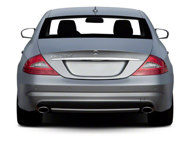 2010 Mercedes-Benz CLS-Class Prices and Values Sedan 4D CLS550 rear view