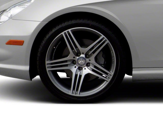 2010 Mercedes-Benz CLS-Class Prices and Values Sedan 4D CLS550 wheel