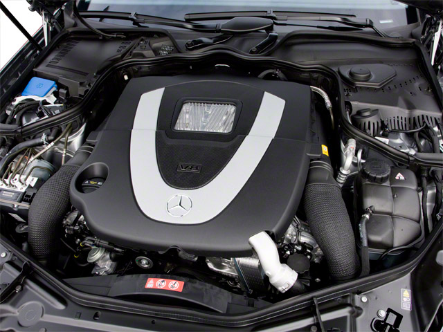 2010 Mercedes-Benz CLS-Class Prices and Values Sedan 4D CLS550 engine