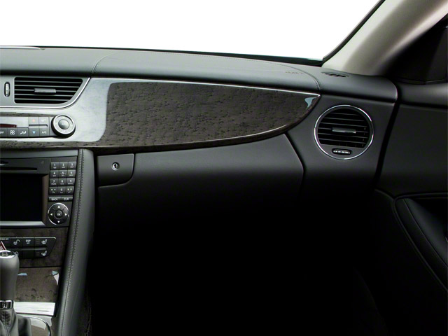 2010 Mercedes-Benz CLS-Class Prices and Values Sedan 4D CLS550 passenger's dashboard