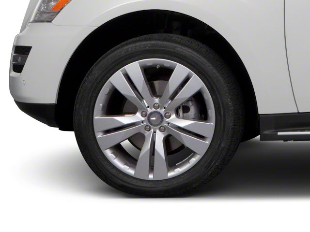 2010 Mercedes-Benz M-Class Prices and Values Utility 4D ML550 4WD wheel