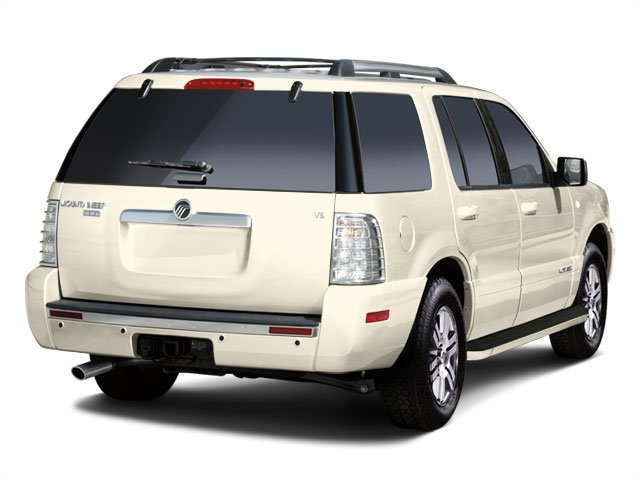 Mercury Mountaineer Crossover 2010 Utility 4D 2WD - Фото 2
