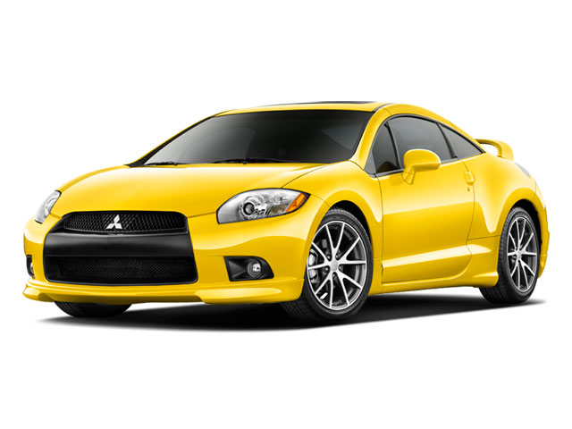 Mitsubishi Eclipse Coupe 2010 Coupe 2D GT - Фото 1