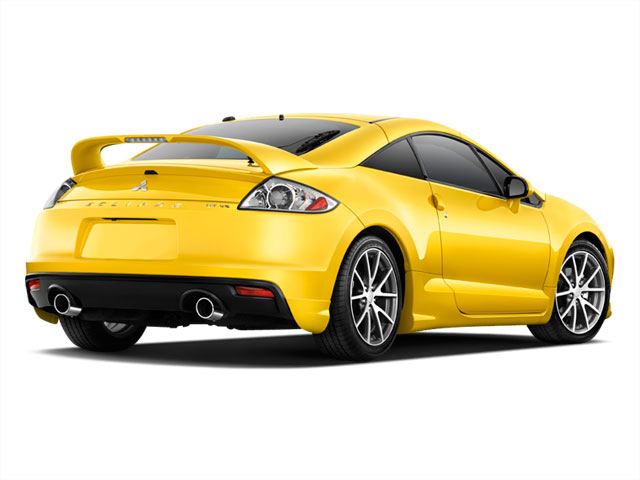 Mitsubishi Eclipse Coupe 2010 Coupe 2D GT - Фото 2