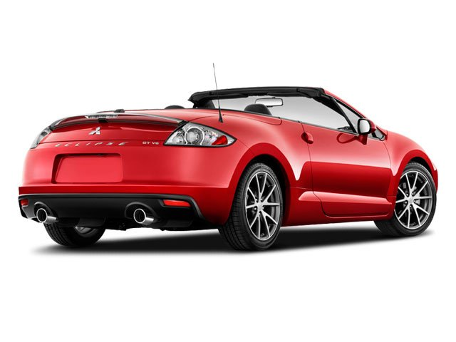 Mitsubishi Eclipse Coupe 2010 Convertible 2D GT Spyder - Фото 2