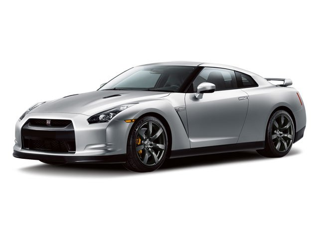 Nissan GT-R Coupe 2010 Coupe 2D AWD - Фото 1