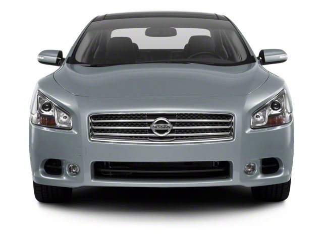 2010 Nissan Maxima Prices And Values Sedan 4D SV Front View
