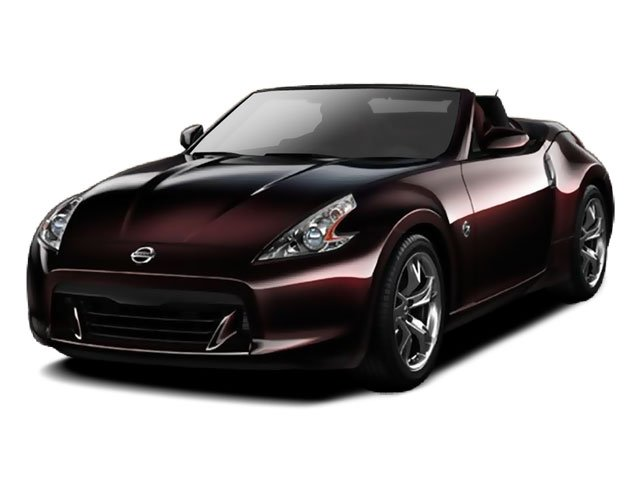 Nissan 370Z Convertible 2010 Roadster 2D Touring - Фото 1