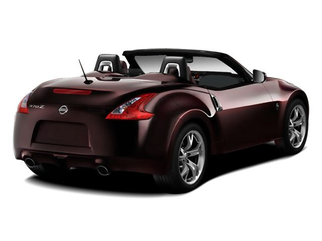 Nissan 370Z Convertible 2010 Roadster 2D Touring - Фото 2