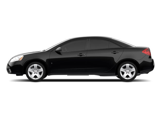 2010 Pontiac G6 Prices and Values Sedan 4D side view