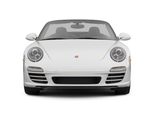 2010 Porsche 911 Prices and Values Cabriolet 2D 4 AWD front view