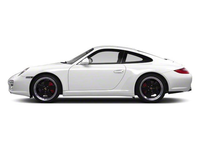 2010 Porsche 911 Prices and Values Coupe 2D S side view