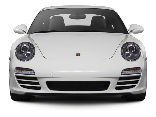 2010 Porsche 911 Prices and Values Coupe 2D Turbo AWD front view