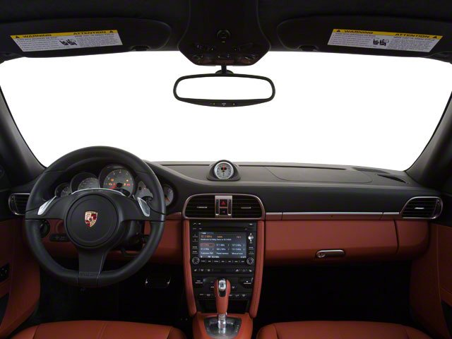 2010 Porsche 911 Prices and Values Coupe 2D S full dashboard