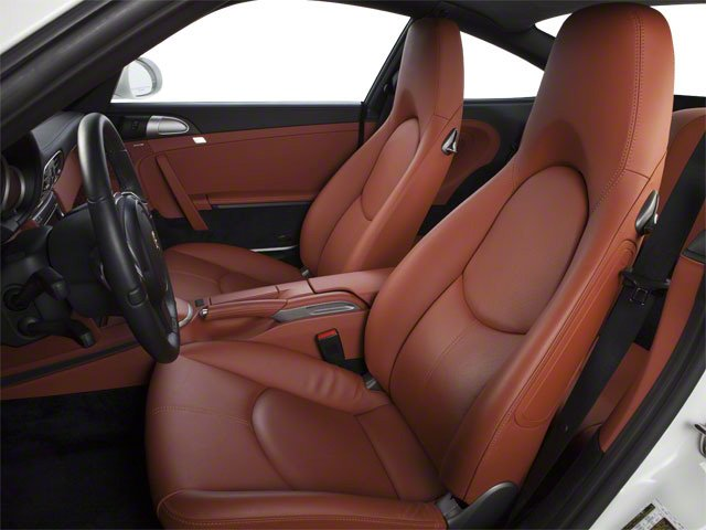 2010 Porsche 911 Prices and Values Coupe 2D Turbo AWD front seat interior