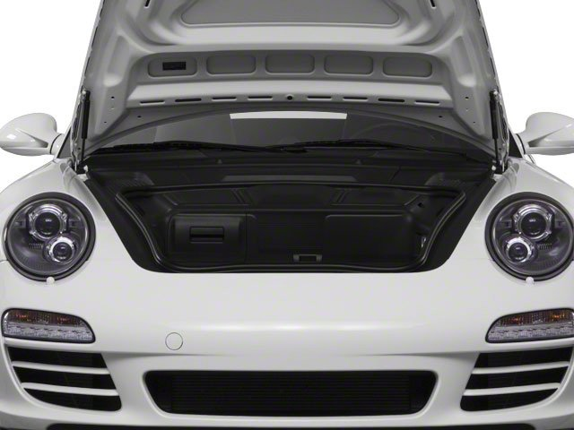 2010 Porsche 911 Prices and Values Coupe 2D Turbo AWD open trunk