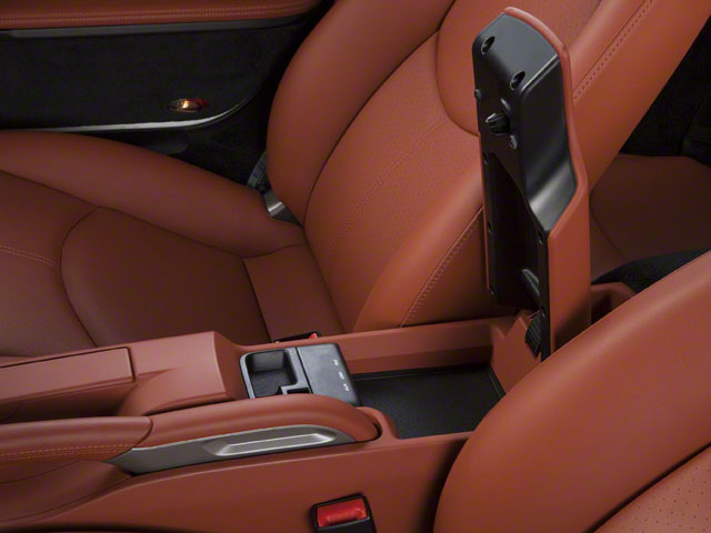 2010 Porsche 911 Prices and Values Coupe 2D S center storage console
