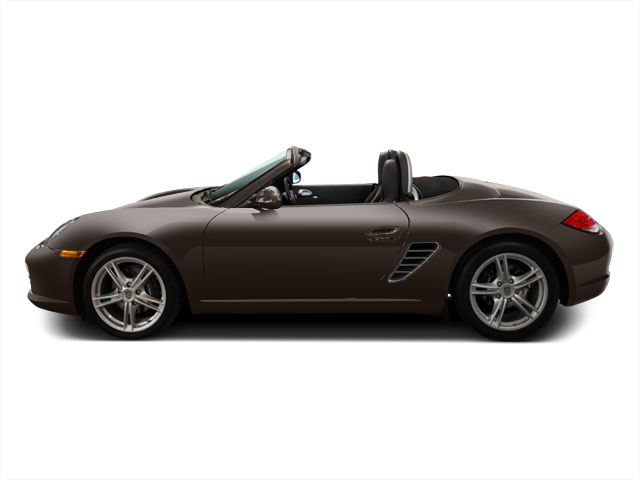 2010 Porsche Boxster Pictures Boxster Roadster 2D S photos side view