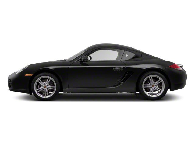 2010 Porsche Cayman Prices and Values Coupe 2D side view